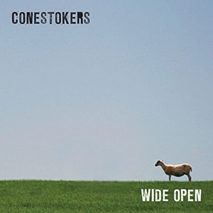 Wide Open CD cover